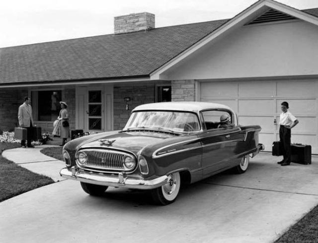 Nash Ambassador (1955-1956)