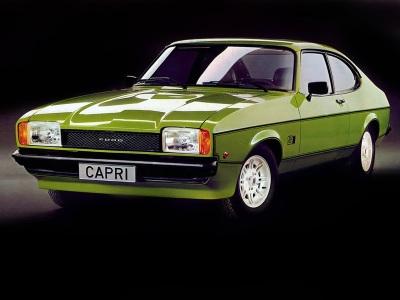 Ford Capri II (1974-1978)