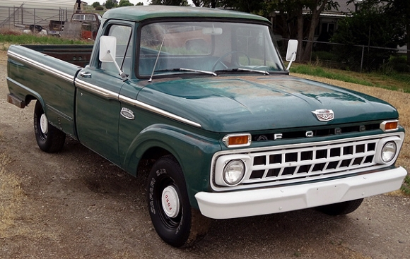 1965_Ford_F-100_Pickup_Truck